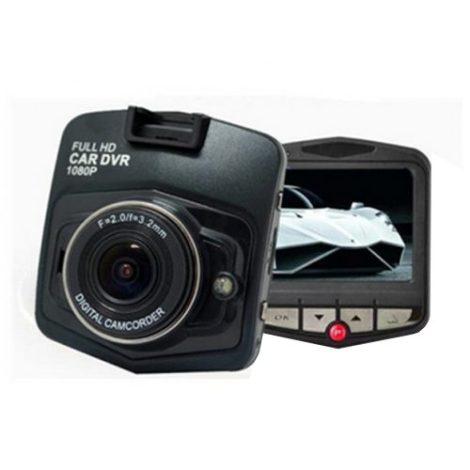 Camara Dvr Vigilancia Para Auto Con Visión 180 Hd Parabrisas en Web Electro