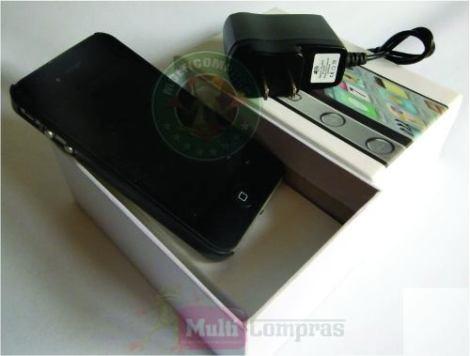 Chicharra En Forma De Iphone Celular Picana Defensa Personal en Web Electro