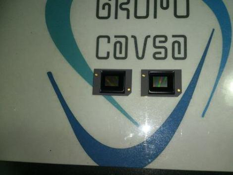 Chip Dmd 1076-6138b Nuevo Proyectores Envío Y Cambio Gratis en Web Electro