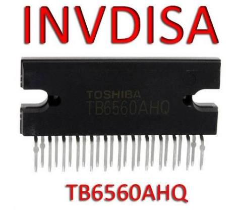 Circuito Integrado Tb6560 Toshiba Driver Motor A Pasos en Web Electro