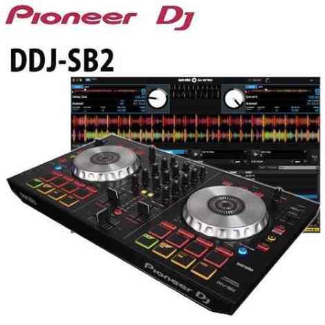 Ddj-sb2 Pioneer Dj Mixer Controlador Serato Virtual Traktor en Web Electro