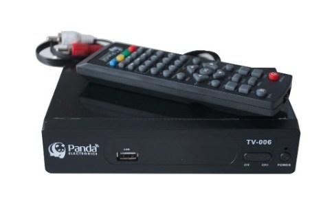 Decodificador De Señal Digital Apagon Analogico Tv en Web Electro