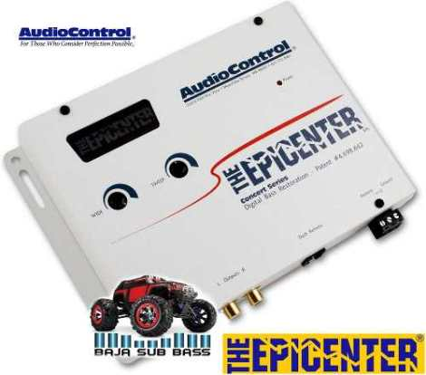Epicentro Audiocontrol The Epicenter Maximiza Woofers 10vmax en Web Electro