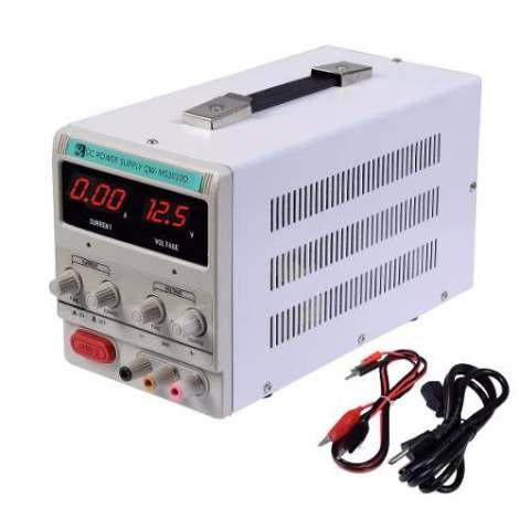 Fuente De Poder Voltaje Regulada Electronica 30v 10amp 110v
