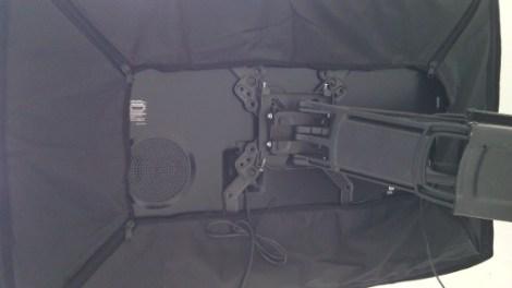 Funda 75   Impermeable Para Tv Instalada En Exterior en Web Electro