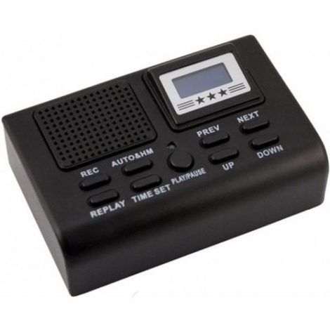 Grabadora Automática De Llamadas Telefónicas Espía