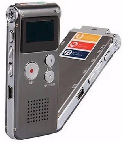 Grabadora De Voz Digital Profesional Multifuncional – Te147