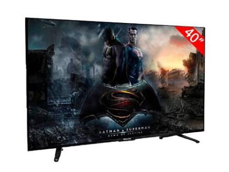 Hisense Televisor Led 40 Smart Tv Full Hd Usb Wifi 40h5b en Web Electro