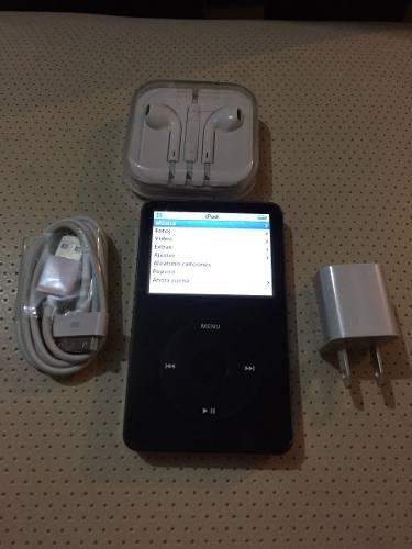 Ipod. 5 G De Audio Y Video De 30 Gb Todo Funcional en Web Electro