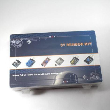 Kit 37 Sensores Para Arduino  Con Tutorial en Web Electro
