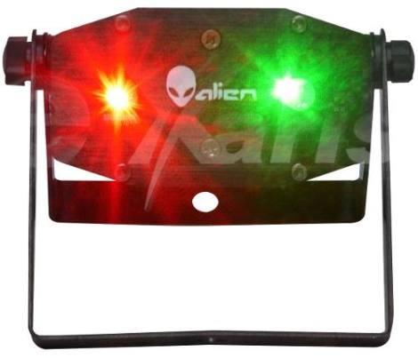 Laser Multipuntos Bicolor Rojo Y Verde 200 Mw 2 Modos Xaris. en Web Electro