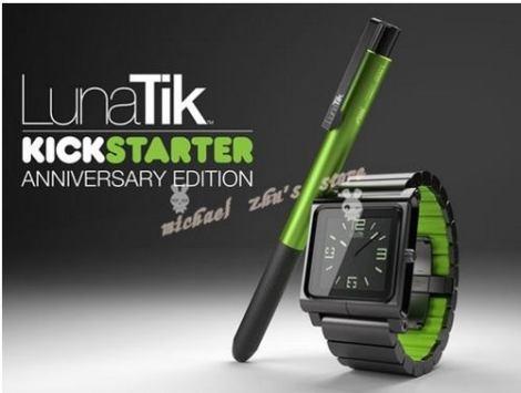 Lunatik Extencible Aluminio Ipod Nano Touch 6g Muy Ligero en Web Electro