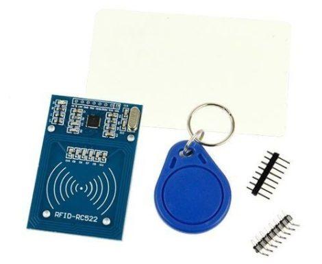 Módulo Rfid Rc522  +tarjeta + Llavero Arduino