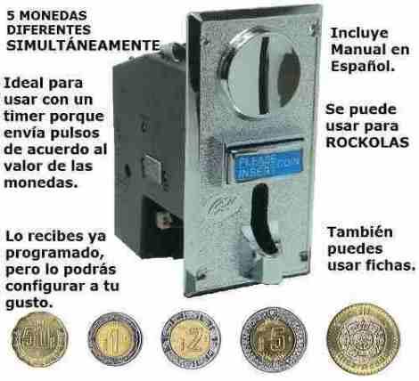 Monedero Multimoneda