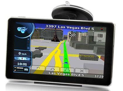 Navegador Gps 4.5pulgadashd Touch Bluetooth Unico Con Garmin