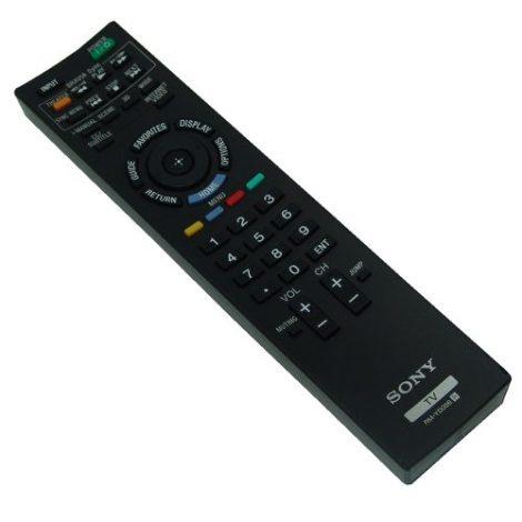 Original Sony Rm-yd056 / 1-487-831-11 Control Remoto Tv en Web Electro