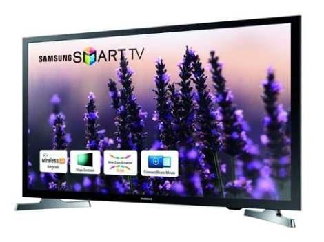 Pantalla Samsung Smart Tv 32 Pulgadas Empacada Sellada en Web Electro