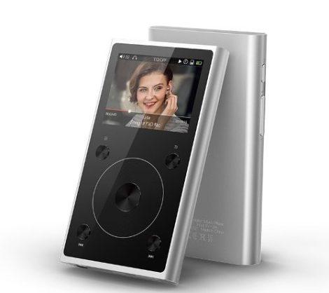 Reproductor Fiio X1 Ii Segunda Generación Bluetooth Silver en Web Electro