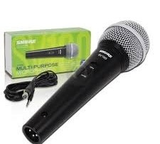 Shure Sv100  Microfono De Mano                  Envio Gratis
