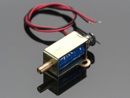 Solenoide 9-24v en Web Electro