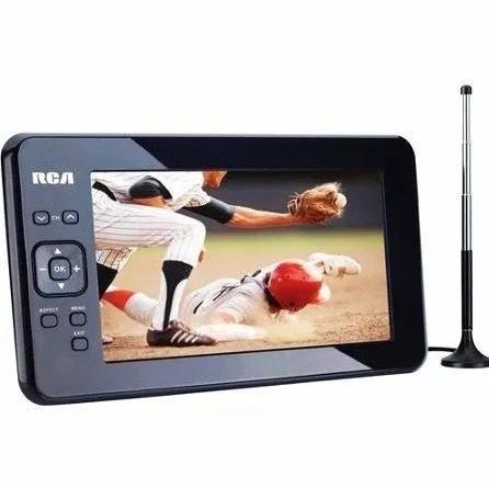 Television Digital Portatil 7 Pulgadas Lcd Rca T227 Bateria