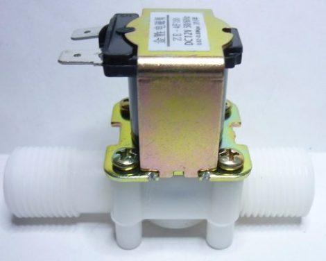 Valvula Solenoide 12vdc 1/2pulg Arduino Pic Avr Robot Automa