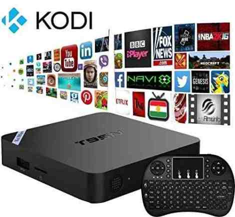 Android Tv Box M8s Pro 4k 2gb Ram Android 6 + Teclado
