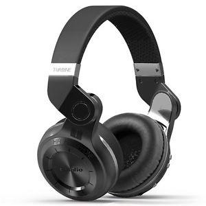 Audifonos Bluedio Turbine T2 Bluetooth Recargable en Web Electro