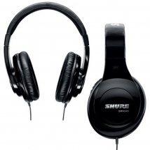 Audífonos Para Dj Shure Srh240 Nuevos Meses S/intereses! en Web Electro