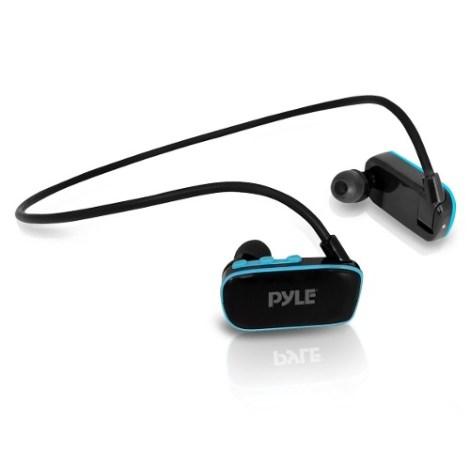 Audifonos Prueba Agua Pyle Pswp6bk Mp3 4gb Nadar – Negro
