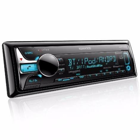 Autoestereo Kenwood Kdc-x500 Linea De Lujo Bluetooth Cd Usb en Web Electro