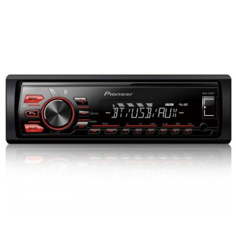 Autoestereo Pioneer Mvh-285bt Iphone Android Bluetooth 2016