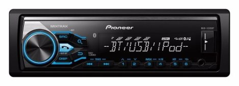 Autoestereo Pioneer X385bt Bluetooth Usb Ipod Iphone Mp3 Aux en Web Electro