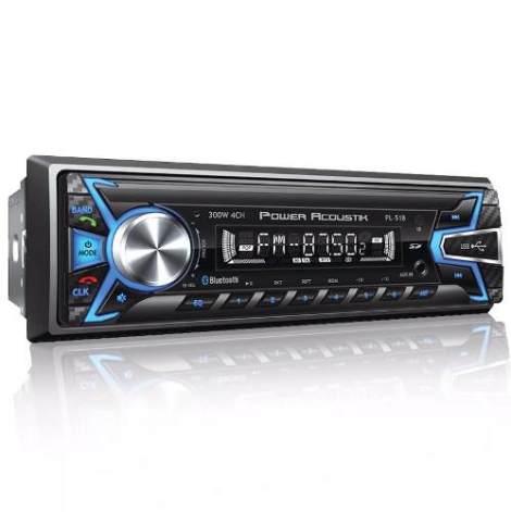 Autoestereo Power Acoustik Pl-51b Bluetooth Usb Sd = Sony