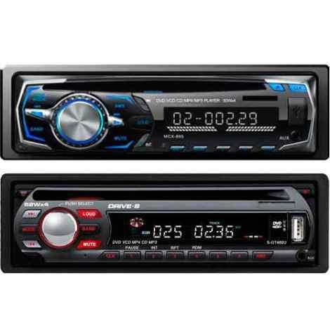 Autoestereos Vac 9551 O 9556 Mp3 Dvd Usb Sd Auxiliar Cd Ipod en Web Electro