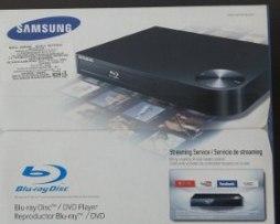 Bluray Samsung Bd-f5100 Nuevo