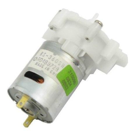 Bomba De Alimentación De Agua De 4 A 12v en Web Electro