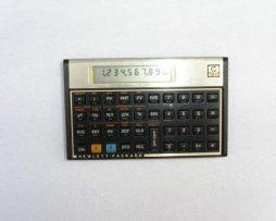 Calculadora Hp 12c Hewlett Packard Financiera Mejor De Mundo