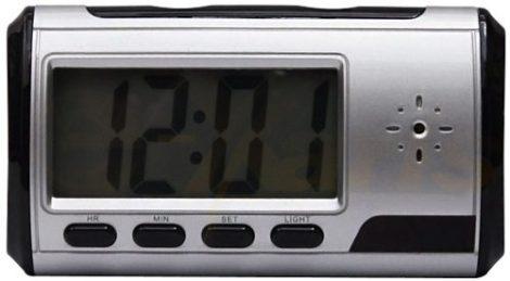 Cámara Espía Tipo Reloj Para Sd Recargable Sensor Movimiento en Web Electro