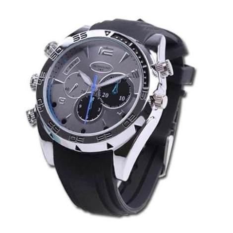 Camara Reloj Espia Sensor Vision Noc.hd Full 1080p Sony 12mp en Web Electro