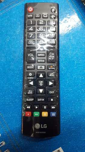 Control Lg  Smart Original  Modelo Akb744754 Nuevo en Web Electro