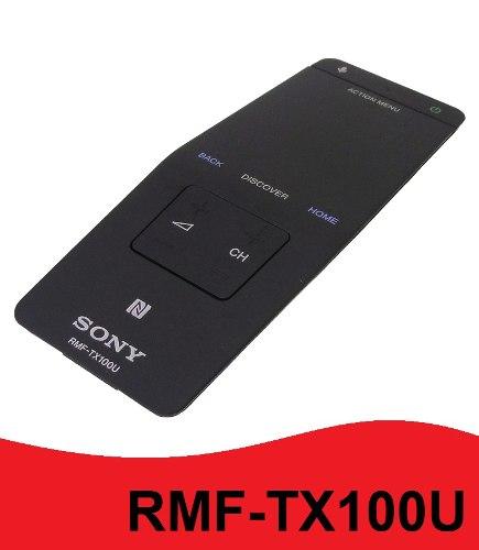 Control Remoto Original Sony One Flick Rmf-tx100u Puebla en Web Electro