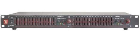 Ecualizador Grafico Estéreo Profesional Kaiser 15 Bandas en Web Electro