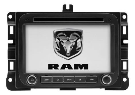 Estereo Navegador Dodge Ram Gps Sd Usb Bluetooh Ipod Tv en Web Electro