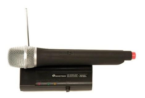 Excelente Microfono De Mano Uhf Soundtrack Stw-868hu en Web Electro