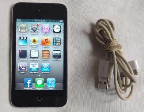 Ipod Touch 4a Generacion
