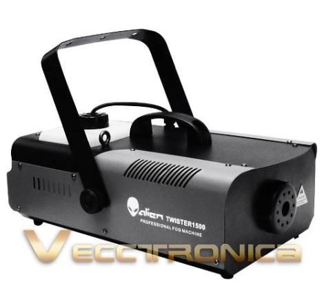 Maquina De Humo Profesional Con Super Portencia De 1500w Wow en Web Electro