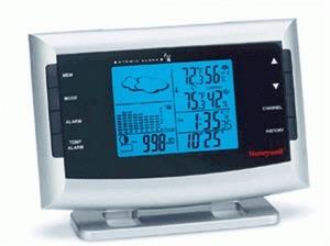 Meade – Estacion Climatica – Grafica Presion Barometrica