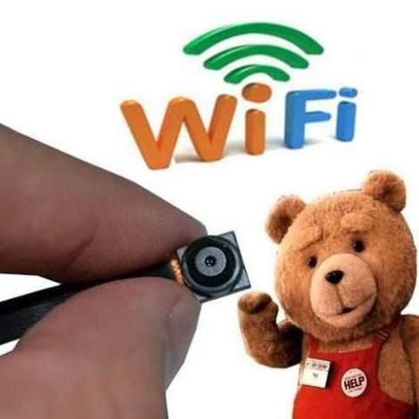 Mini Camara Espia Wifi P2p 24 Horas Sony Fullhd 1080p Iphone