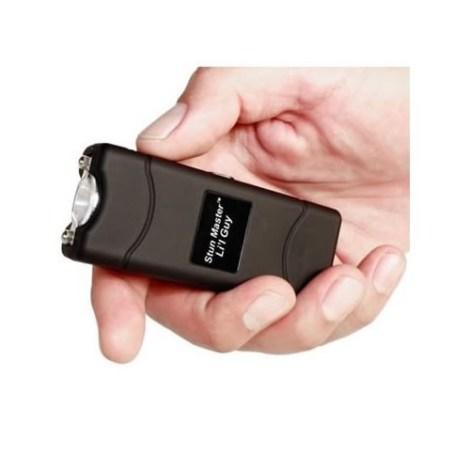 Ministun Gun Paralizador Inmovilizador Small Tw 9 Cm X 3.5cm en Web Electro